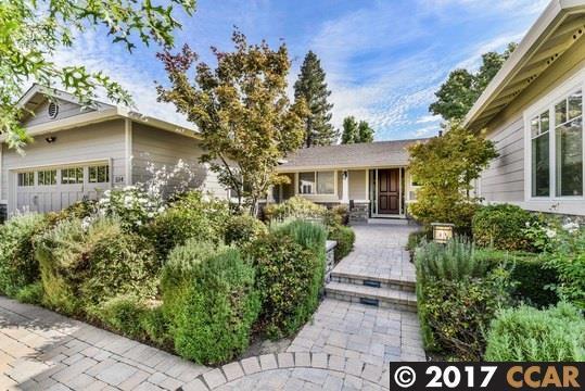 514 Candleberry Rd, Walnut Creek, CA 94598 (#40797437) :: J. Rockcliff Realtors