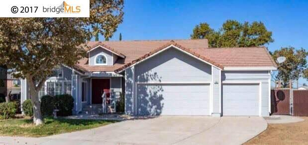 156 Meadow Brook Ct, Oakley, CA 94561 (#40797648) :: Team Temby Properties