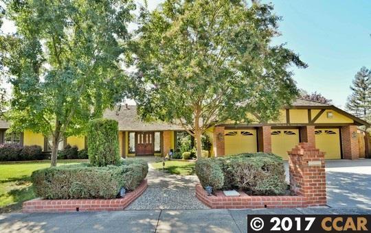 1922 Parkmont Dr, Alamo, CA 94507 (#40797664) :: Realty World Property Network