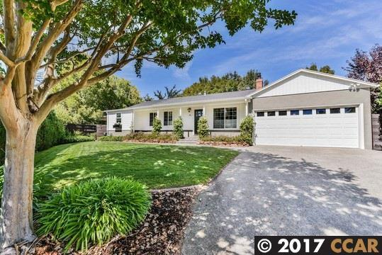 455 Coleman Ct, Pleasant Hill, CA 94523 (#40797741) :: Realty World Property Network