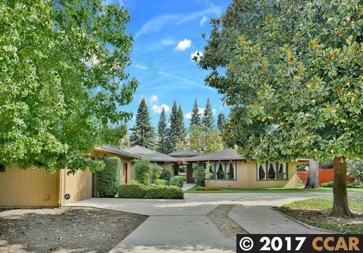 142 Woodlyn Rd, Alamo, CA 94507 (#40797787) :: Realty World Property Network