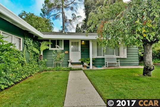 207 Ramona Rd, Danville, CA 94526 (#40797830) :: Realty World Property Network