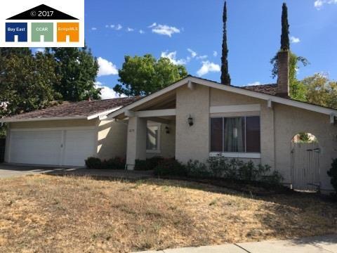 2270 Bromfield, Walnut Creek, CA 94596 (#40798040) :: Realty World Property Network