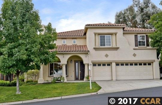 5314 Crystyl Ranch Dr, Concord, CA 94521 (#40798089) :: Realty World Property Network