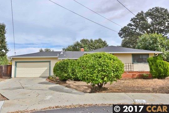 4014 Majestic Ct, Concord, CA 94519 (#40801421) :: Max Devries