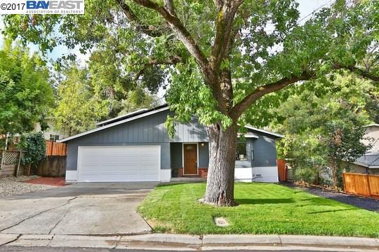135 Montanya Ct, Walnut Creek, CA 94597 (#40801446) :: Max Devries