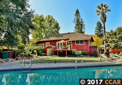 122 La Sonoma Way, Alamo, CA 94507 (#40802471) :: Realty World Property Network
