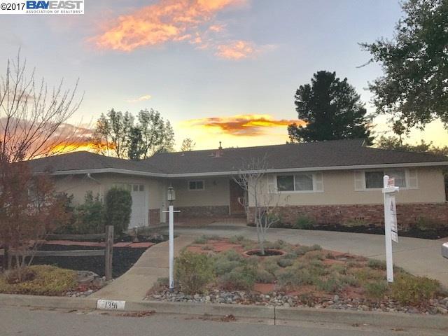 1391 Yosemite Cir, Clayton, CA 94517 (#40803238) :: J. Rockcliff Realtors