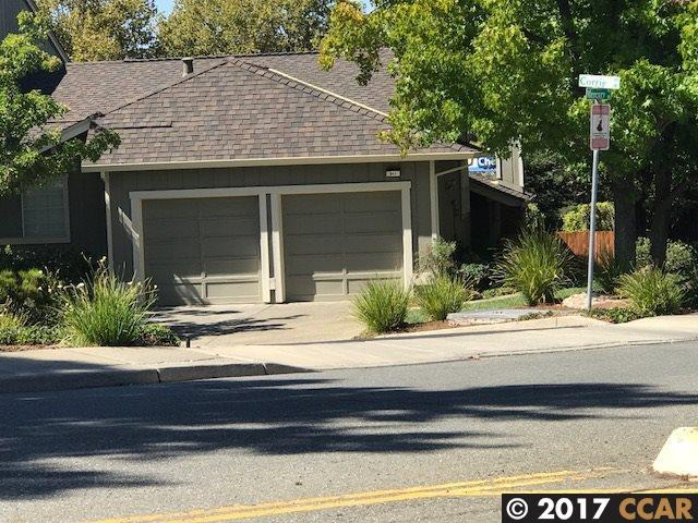 845 Corrie Place, Pleasant Hill, CA 94523 (#40803412) :: Realty World Property Network