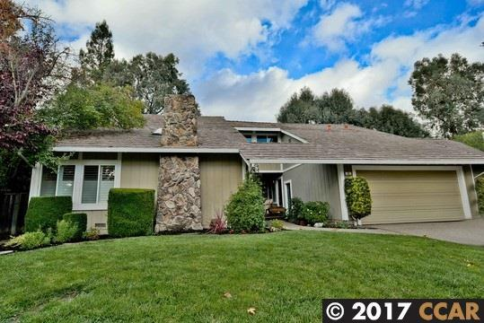 22 Portland Court, Danville, CA 94526 (#40803766) :: Realty World Property Network
