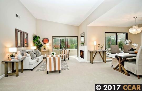 3490 Rossmoor Pkwy #3, Walnut Creek, CA 94595 (#40803980) :: Realty World Property Network