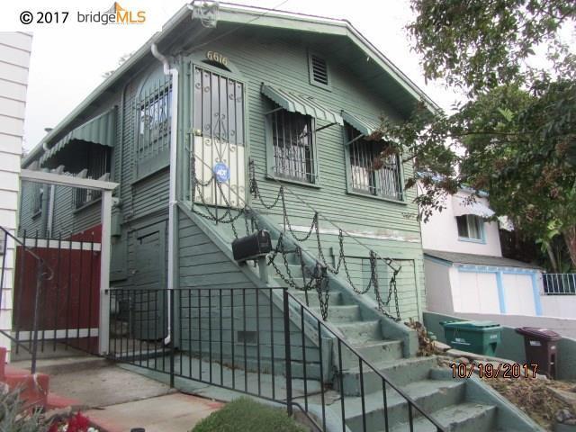 6616 Brann Street, Oakland, CA 94605 (#40804039) :: Armario Venema Homes Real Estate Team