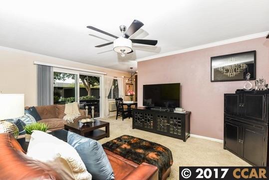 225 Masters Ct #1, Walnut Creek, CA 94598 (#40804062) :: Realty World Property Network