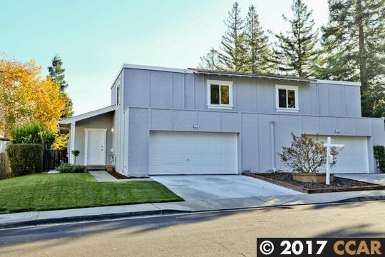 1050 / 1052 Esplanade Pl, Walnut Creek, CA 94597 (#40805420) :: Max Devries