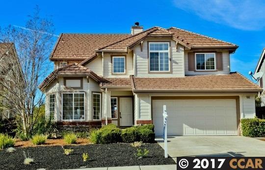 4005 Hummingbird Way, Clayton, CA 94517 (#40805548) :: J. Rockcliff Realtors