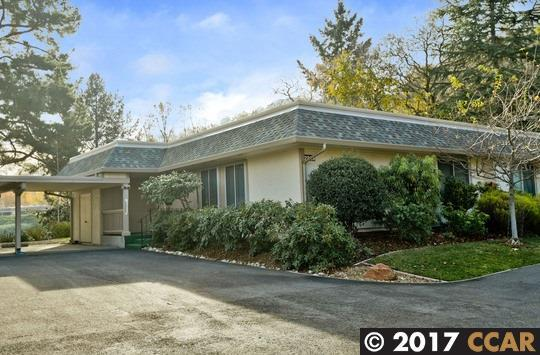 2889 Ptarmigan #1, Walnut Creek, CA 94595 (#40805552) :: Max Devries