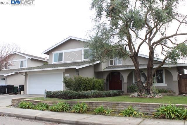 4100 Suffolk Way, Pleasanton, CA 94588 (#40807179) :: J. Rockcliff Realtors