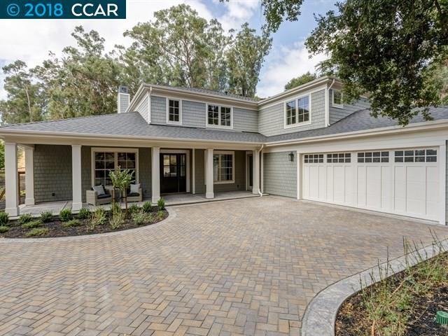 1601 Reliez Valley Road, Lafayette, CA 94549 (#40807180) :: Realty World Property Network