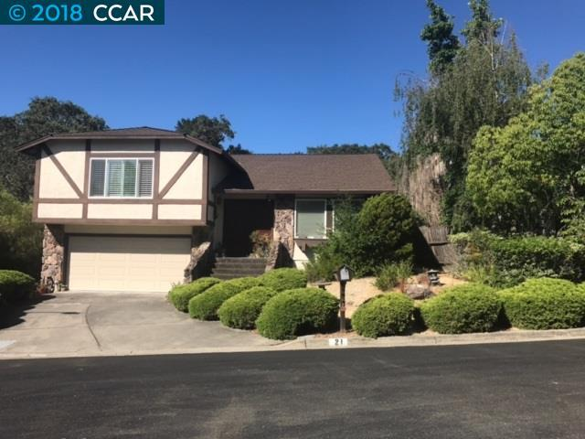 21 Saint Julie Ct, Pleasant Hill, CA 94523 (#40807509) :: Realty World Property Network