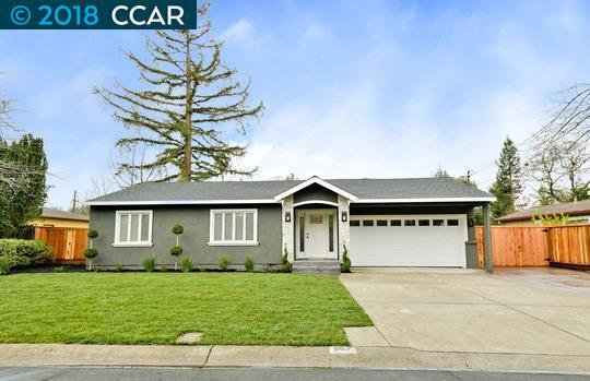 867 Audrey Ct, Pleasant Hill, CA 94523 (#40807658) :: Realty World Property Network