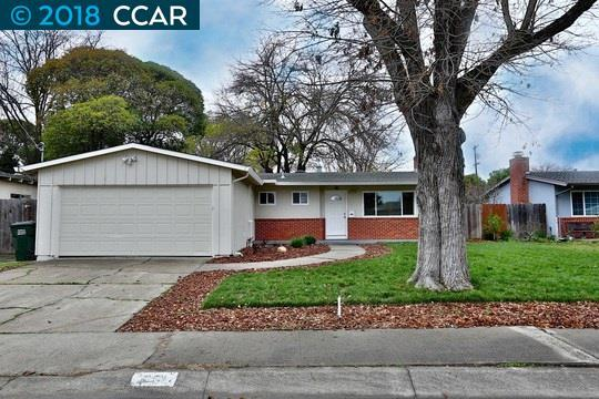 1351 Cypress Dr, Concord, CA 94520 (#40807806) :: Estates by Wendy Team