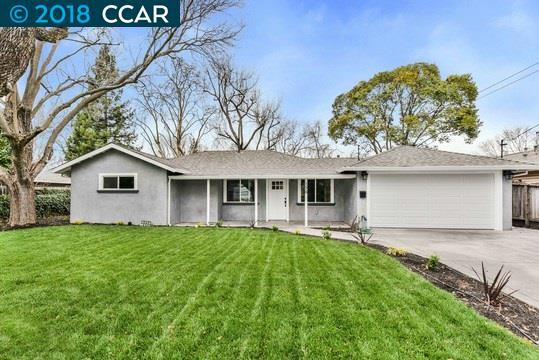 136 Margie Dr, Pleasant Hill, CA 94523 (#40807848) :: Estates by Wendy Team
