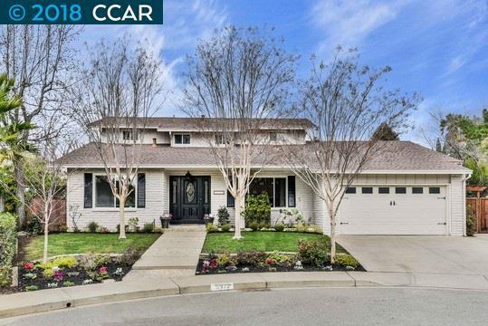 3322 Doral Court, Walnut Creek, CA 94598 (#40808060) :: Estates by Wendy Team