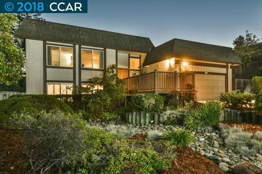 1491 Fieldcrest Cir, Pleasant Hill, CA 94523 (#40808088) :: Estates by Wendy Team