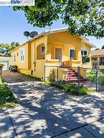 2552 Havenscourt Blvd, Oakland, CA 94605 (#40808527) :: Armario Venema Homes Real Estate Team