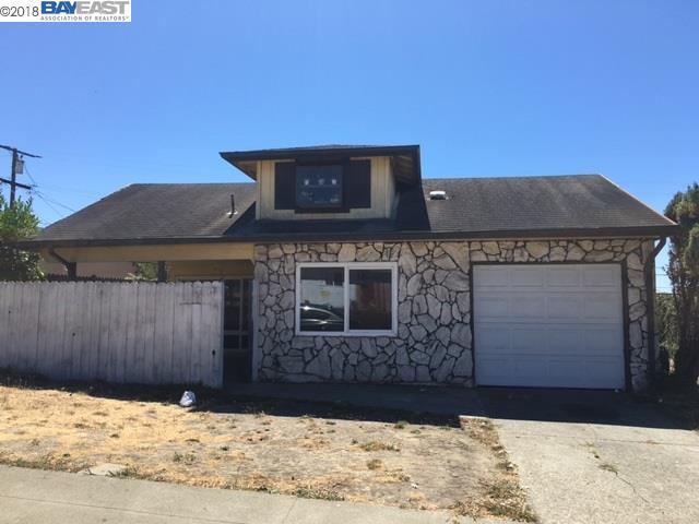 3156 Henderson Dr, Richmond, CA 94806 (#40810925) :: Team Temby Properties