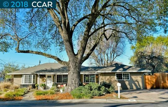 1612 Shirley Drive, Pleasant Hill, CA 94523 (#40811328) :: The Lucas Group