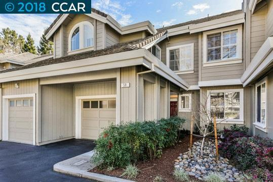 58 Danville Oak Place, Danville, CA 94526 (#40811572) :: Armario Venema Homes Real Estate Team