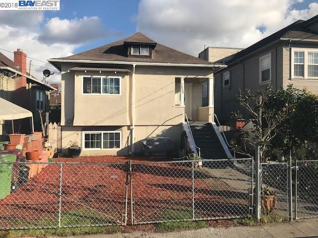 1530 40TH AVE, Oakland, CA 94601 (#40812267) :: RE/MAX TRIBUTE