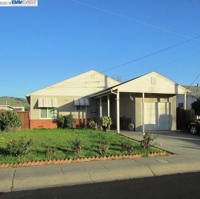 31966 Albany St, Hayward, CA 94544 (#40812701) :: Armario Venema Homes Real Estate Team