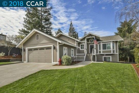 407 Midway Pl, Martinez, CA 94553 (#40813102) :: Armario Venema Homes Real Estate Team