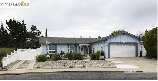 2706 Adobe Ct, Antioch, CA 94509 (#40813402) :: Armario Venema Homes Real Estate Team