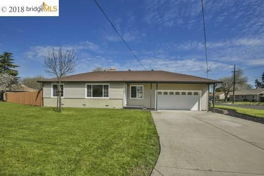 2105 Leland Way, Concord, CA 94520 (#40814013) :: Armario Venema Homes Real Estate Team
