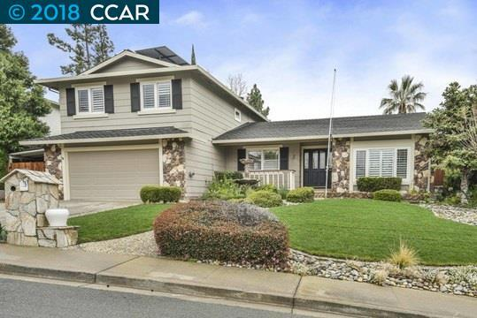 3 Barcelona Way, Clayton, CA 94517 (#40814066) :: Armario Venema Homes Real Estate Team