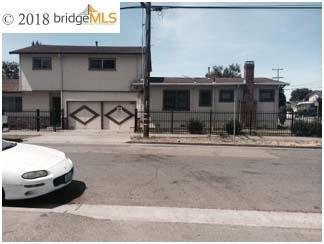 6111 Brann Street, Oakland, CA 94605 (#40814313) :: Armario Venema Homes Real Estate Team