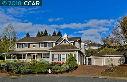 60 Donkey Flats Ct, Pleasant Hill, CA 94523 (#40814321) :: J. Rockcliff Realtors