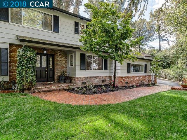 3181 B Lucas Drive, Lafayette, CA 94549 (#40814336) :: J. Rockcliff Realtors
