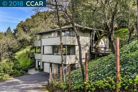 1 Richelle Ct, Lafayette, CA 94549 (#40814393) :: Armario Venema Homes Real Estate Team