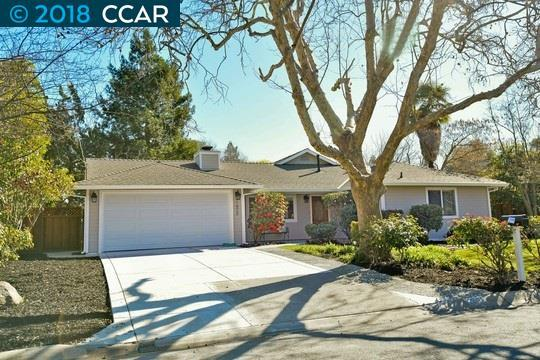 1973 Ardith Drive, Pleasant Hill, CA 94523 (#40814451) :: Realty World Property Network