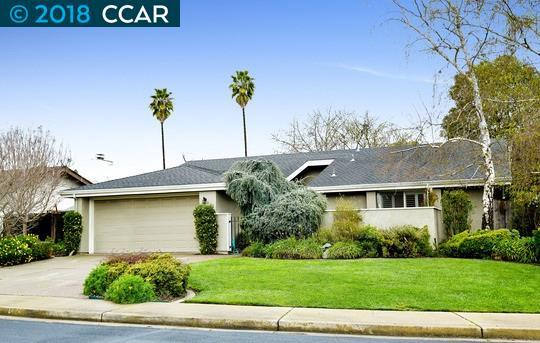437 Silver Chief Place, Danville, CA 94526 (#40814706) :: Realty World Property Network