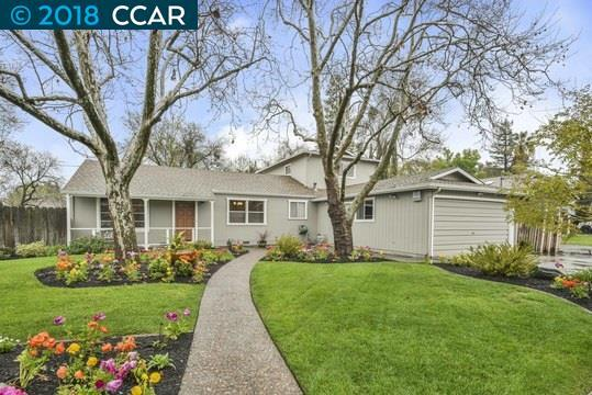101 Price Ln, Pleasant Hill, CA 94523 (#40814822) :: Realty World Property Network