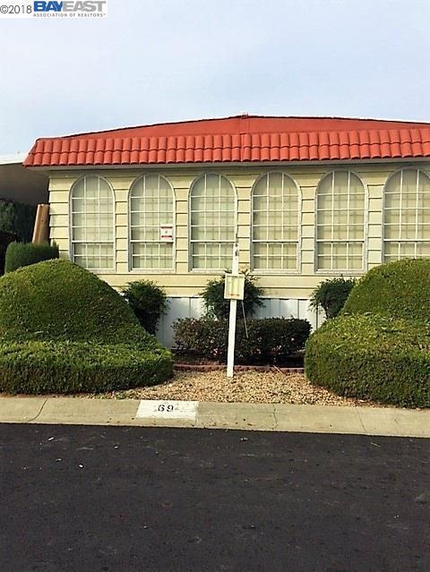 4141 Deep Creek Rd. #69, Fremont, CA 94555 (#40814877) :: Armario Venema Homes Real Estate Team