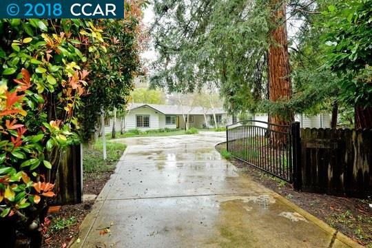 1371 Pine Tree Drive, Alamo, CA 94507 (#40814988) :: Realty World Property Network