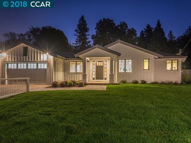 3212 Los Palos Cir, Lafayette, CA 94549 (#40815015) :: Realty World Property Network