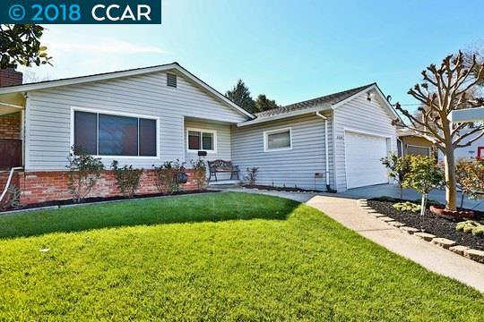 2342 Charlotte Ave, Concord, CA 94518 (#40815603) :: The Rick Geha Team