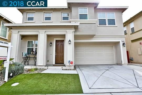 2166 Bolero Dr, Bay Point, CA 94565 (#40816981) :: Armario Venema Homes Real Estate Team
